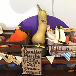 オーガニック野菜販売